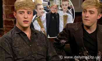 Jedward reveal they held their mother's hand in her final days