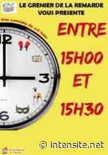 SAINT-ARNOULT-EN-YVELINES (78) - Théâtre : Entre 15h00 et 15h30 - Radio Intensité