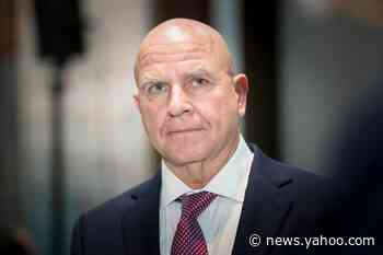 Former National Security Advisor McMaster Says It's 'Irresponsible' to Discuss Military's Role in 2020 Election Transition