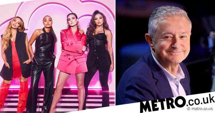 Little Mix can't resist Louis Walsh X Factor throwback on The Search with iconic catchphrase