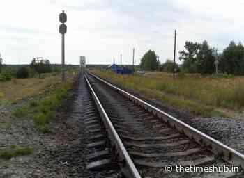 A locomotive hit a man near Barnaul - The Times Hub