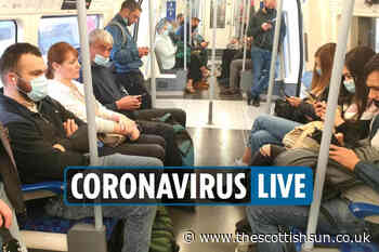 Coronavirus UK news – Second lockdown needed in London 'right away' as France warns 'second wave worse than we - The Scottish Sun
