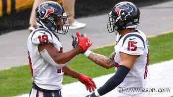 Texans' Will Fuller bounces back with go-ahead TD catch vs. Steelers