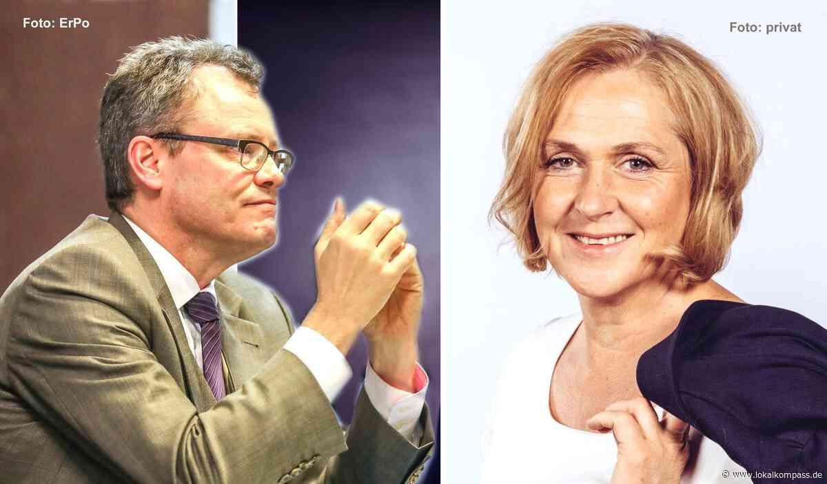 BÜRGERMEISTERWAHL in Dinslaken: Michaela Eislöffel gewinnt Stichwahl: Nach 11 Jahren wieder eine Frau als Chefin der Verwaltung - Dinslaken - Lokalkompass.de