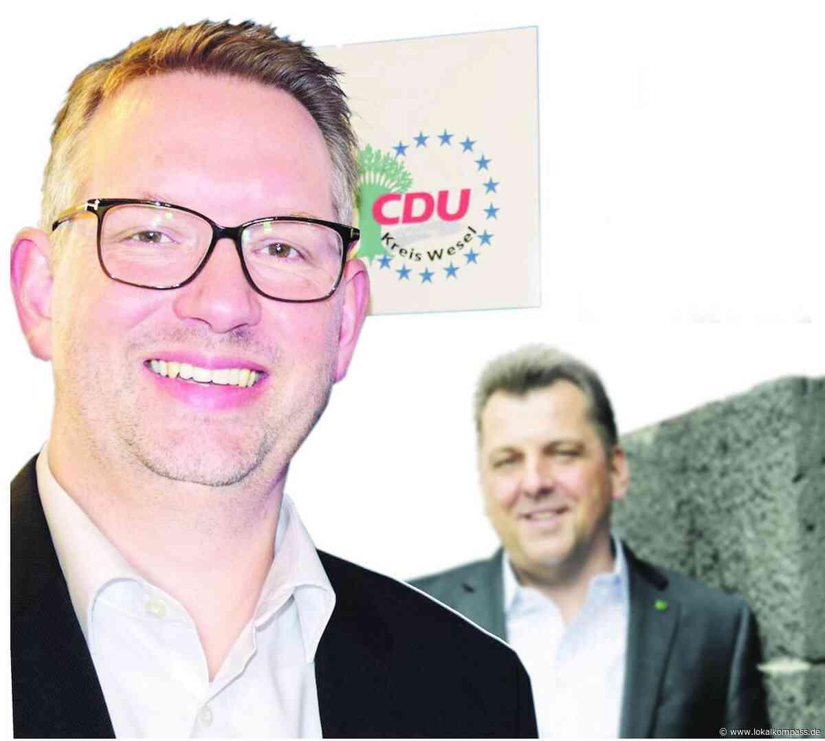 Die Stichwahl - Konservative Kandidaten gewinnen auf Kreisebene und in Dinslaken: Ingo Brohl (CDU) ist neuer Landrat - Michaela Eislöffel ist neue Bürgermeisterin der Altkreisstadt - Lokalkompass.de