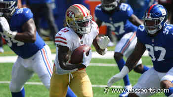 NFL Week 3 scores, highlights, updates, schedule: 49ers fool Giants and Brandon Aiyuk does the rest