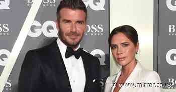 David and Victoria Beckham no longer eat meat in new 'healthy' diet