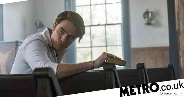 Robert Pattinson couldn't help laughing at his accent in Netflix film The Devil All The Time