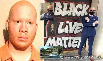 Activist behind bogus BLM charity page arrested for 'using $200,000 to buy a home and suits'
