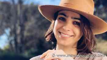 """""""Amor de hermanas"""": Muna y Alba, las hijas de Agustina Cherri, derritieron las redes con estos mimos - Minuto Neuquen"""