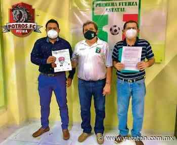 Muna, a Primera Fuerza - El Diario de Yucatán