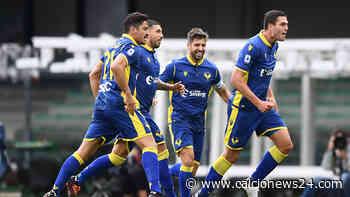 Favilli, primo gol in Serie A per l'attaccante del Verona - Calcio News 24