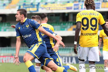 Serie A: Verona-Udinese 1-0 - Agenzia ANSA