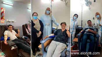 Se realizaron 60 extracciones de plasma en el hospital San Martín de Paraná - Elonce.com