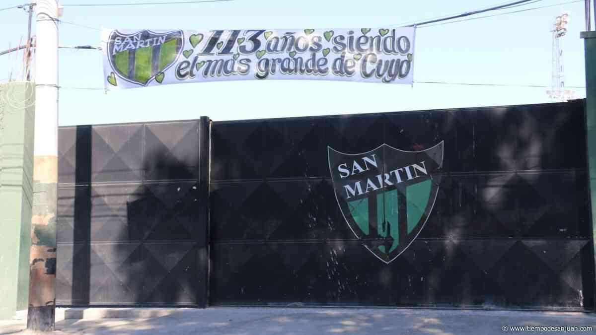 Con saludos virtuales y pancartas, así celebró San Martín sus 113º aniversario - Tiempo de San Juan