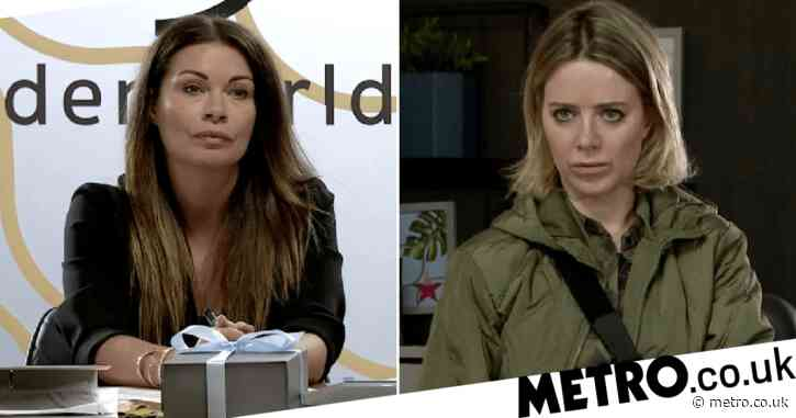 Coronation Street spoilers: Abi Franklin has a shocking warning for Carla Connor over Peter Barlow