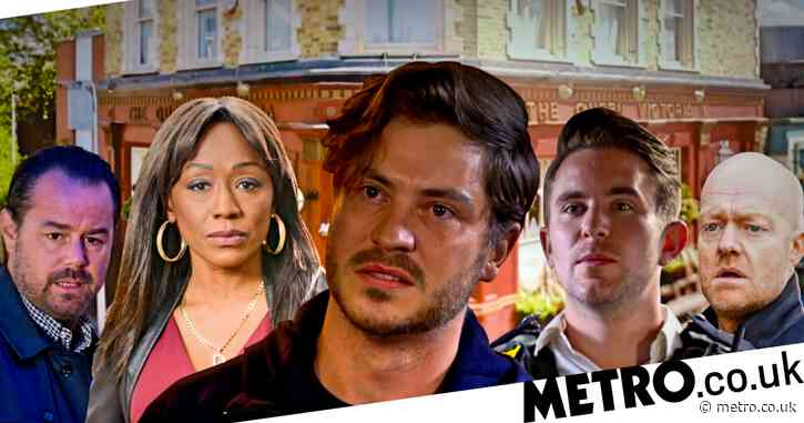 EastEnders autumn preview: 10 spoilers from Gray's comeuppance to Denise's dilemma and Frankie mystery