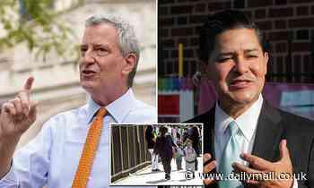 NYC principals union declares unanimous vote of 'no confidence' in Mayor Bill de Blasio
