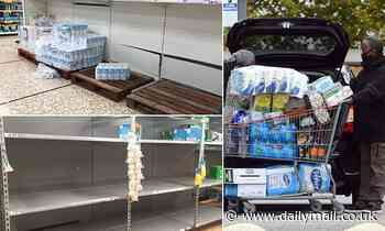 Supermarkets stock up on flour as Waitrose boss slams panic buyers