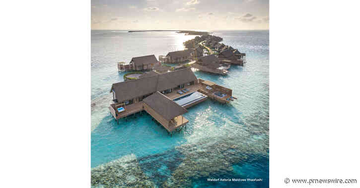 Un servicio personalizado que no tiene comparación y experiencias únicas: los resorts de lujo de Hilton en las Maldivas invitan a los viajeros a experimentar niveles de hospitalidad de fama mundial