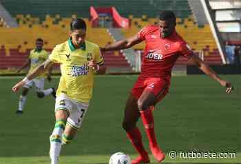Goles, resumen y resultado Atlético Bucaramanga vs. Patriotas - Futbolete