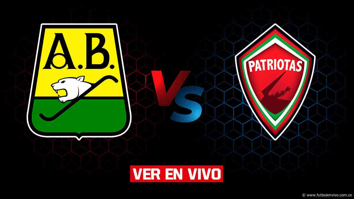 Bucaramanga vs Patriotas en vivo online: Liga BetPlay, en directo - Fútbol en vivo