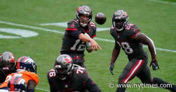 N.F.L. Week 3: Tom Brady Looks Like Tom Brady Against Denver