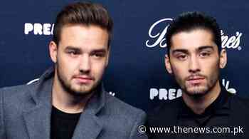 Liam Payne awe-struck by Zayn Maliks 'Better despite their longstanding cold war - The News International