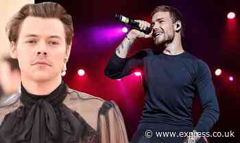 One Direction reunion: Liam Payne sparks fan FRENZY with Harry Styles clue - Express