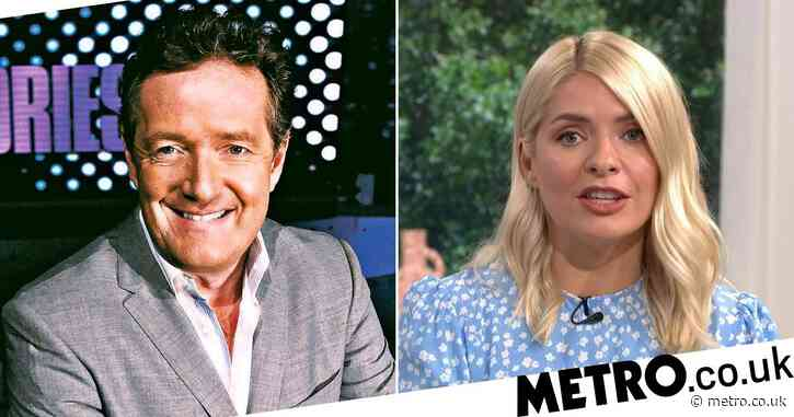 Piers Morgan reveals Holly Willoughby targeted in sick hoax that claimed he was dead