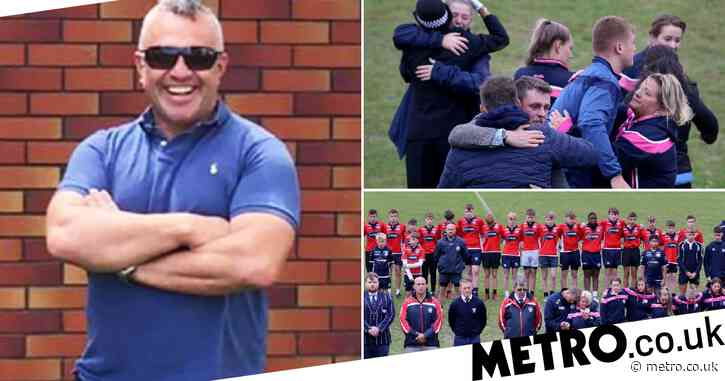 Rugby club holds minute's silence for 'irreplaceable' Met Police sergeant shot dead