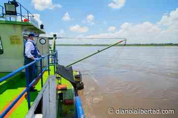 Se reinician operaciones de dragado del río Magdalena entre Barrancabermeja y Pinillos - diariolalibertad.com