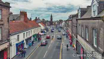 The UK town with a third 'nationality'
