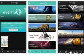 Inflight Dublin Upgrades Wireless IFE Web App - APEX Media