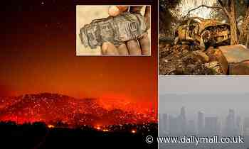 California wildfire smoke may cause up to 3,000 premature deaths