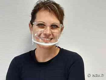 A Poligny, le groupe scolaire Saint-Louis Notre-Dame adopte les masques transparents - actu.fr