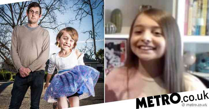 Louis Theroux praises 'happy and mature' transgender child as they reunite five years after documentary