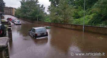 Avellino sott'acqua per il nubifragio, Monteforte Irpino in ginocchio: danni ed allagamenti ovunque - Orticalab