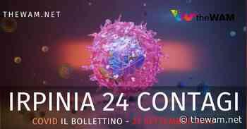 Covid, 24 nuovi contagi in provincia di Avellino. I casi comune per comune - The Wam