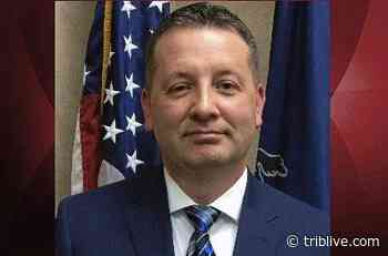 Greensburg police Det. John Swank dead at 51 - TribLIVE