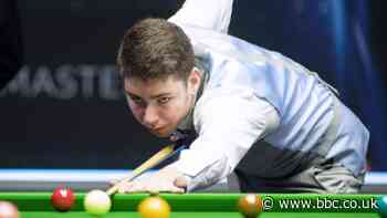 European Masters: Rookie Peter Devlin beats three-time world champion Mark Williams