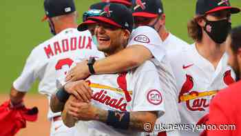 Cardinals, Brewers reach MLB playoffs on final day of regular season