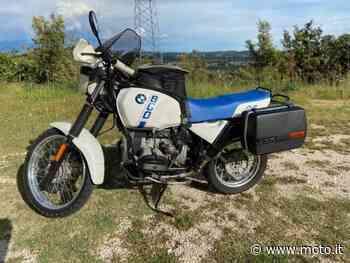 Vendo Bmw R80 GS d'epoca a Nuvolento (codice 8162575) - Moto.it