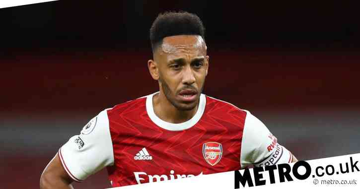 Pierre-Emerick Aubameyang reveals he rejected Barcelona to stay at Arsenal