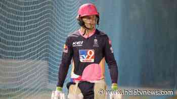 IPL 2020 | Jos Buttler joins Rajasthan Royals training ahead of KXIP tie in Sharjah - India TV News