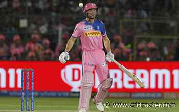 IPL 2020: 3 changes Rajasthan Royals must do to accommodate Jos Buttler into Playing XI - CricTracker