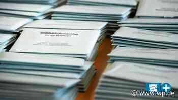 Briefwahl: Wieso Stadt Balve alle Hände voll zu tun hat - WP News
