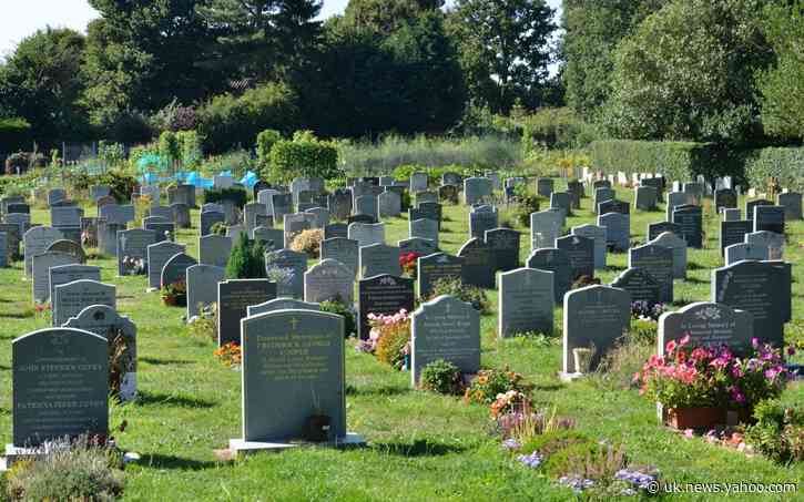 Church may allow gravestones with foreign wording