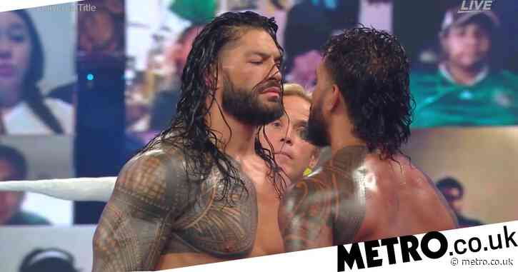 WWE Clash of Champions results: Legends return, shirtless Roman Reigns destroys Jey Uso and more