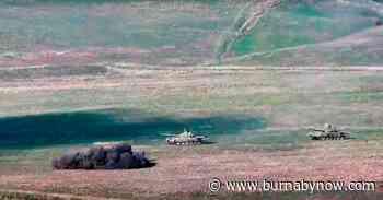 Fighting erupts between Armenia, Azerbaijan; 18 killed - Burnaby Now